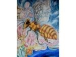 Живая пчела