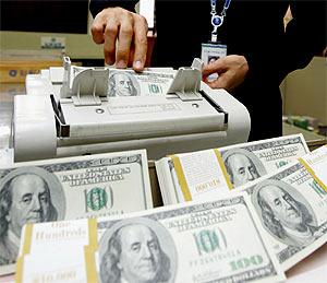 Украина: спрос на наличную иностранную валюту в декабре существенно вырос