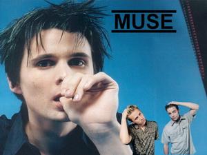 Участники британской рок-группы Muse боятся ослепнуть