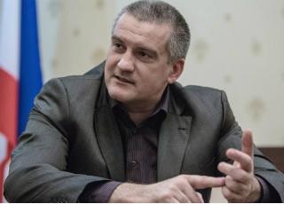 Аксенов запретил гей-парады в Крыму