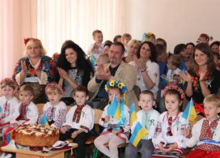 В нову групу дитсадка влаштовано ще 50 дітей