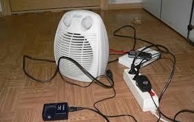 Обережніше користуйтесь нагрівальними приладами в холодну пору року!
