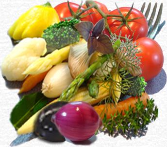 Ешьте овощи и вы будете лучше выглядеть!