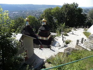 Монастырь Хрещатик. Черновицкая область. Фоторепортаж