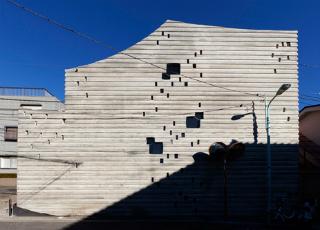 В Японии построили самый узкий дом