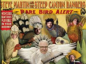 Стив Мартин и Пол Маккартни записали совместный альбом